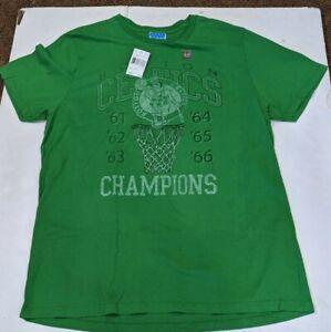 Boston Celtics Junk Food Men's T-Shirt NWT Size XXL