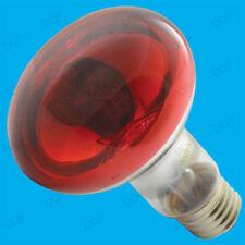 Ampoules rouge pour la salle de bain, E27