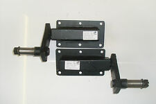 TRAILER SUSPENSION UNITS 250KG BLACK STANDARD LENGTH STUB AXLE