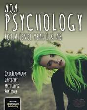 AQA Psychology for A Level Year 1 & AS - Student Book 9781908682406