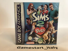THE SIMS 2 PETS - NINTENDO GAME BOY ADVANCE GBA - VIDEOGIOCO NUOVO PAL NEW