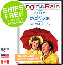 Singin' in the Rain (DVD 2012 60th Anniversary) NEW, Sealed, Gene Kelly, Singing