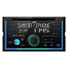 JVC KW-R940BTS 2-Din CD Receiver featuring BT / USB / SiriusXM Used Very Good