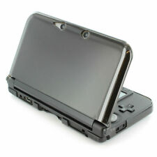 Funda cubierta para Nintendo 3DS XL Consola Cristal Protector-Humo Negro | ZedLabz