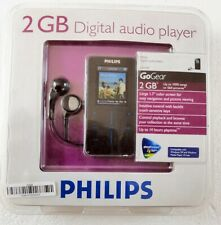 Philips SA9200/17 GoGear Super-Slim 2 GB Flash MP3 Player