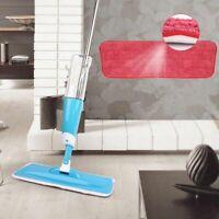 NEW Spray Mop Cleaner Starter Kit Set Hard Floor Tile Wood Viny