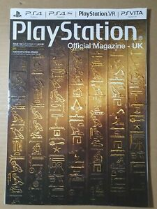 PlayStation Official Magazine September 2017 #139 Subscriber (370)Assassin Creed