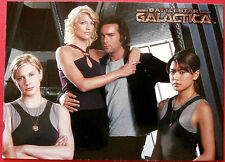 BATTLESTAR GALACTICA - Premiere Edition - Card #72 - Checklist (3 of 3)