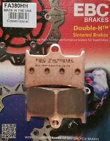 EBC/FA380HH Sintered Brake Pads (Front) - Yamaha XT1200Z Super Tenere 2010>