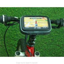 """Waterproof Cycle Bike Bicycle Head Stem Mount for 3"""" & 4.3"""" GPS SatNav"""