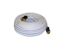 20M HDMI LEAD 2.0 3D/2160P WHITE HIGH SPEED CABLE WITH ETHERNET