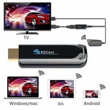EZCast 2.4/5G WiFi Display Dongle Receiver HDMI 1080P AirPlay Air Mirroring 7E7T