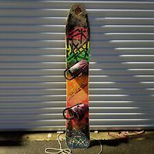 Vintage Sims Snowboard Circa 1980s 80s