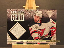 2012-13 Panini Titanium Game Worn Gear #GGTZ Travis Zajac