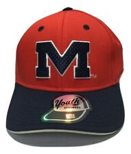 Mississippi Ole Miss Rebels NCAA Snapback Hat Cap Youth