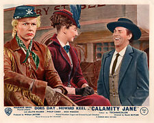 Calamity Jane Original Lobby Card Doris Day Howard Keel