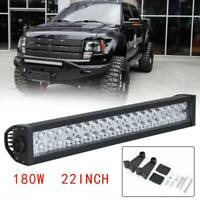 LED Work Light Bar Flood Spot Lights Driving Lamp Offroad Car Truck SUV 24V 12V