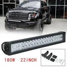 LED Work Light Bar Flood Spot Lights Driving Lamp Offroad Car Truck SUV 24V 12V