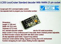 Motorsteuerung LC203 HO DCC Decoder NEM 660 21 MTC