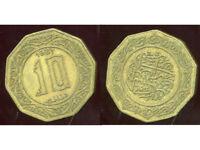 ALGERIE  ALGERIA  10 dinars  1981  ( aus )