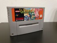 Whirlo SNES Super Nintendo PAL ESP