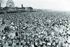 (LAMINATED) NEW YORK CONEY ISLAND POSTER (91x61cm) MUSIC NEW LICENSED ART