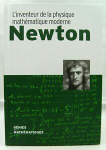 Génies des Mathématiques - Newton - RBA - 2018 - TTBE