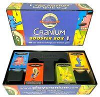 Cranium Booster Box 1 - 1999 - LNIB - 99% Complete