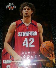 2008-09 UPPER DECK ROBIN LOPEZ PHOENIX SUNS NBA ROOKIE TRADING CARD #231