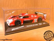 TOYOTA GT ONE GT-1 1:43 LE MANS 1999 KATAYAMA-SUZUKI