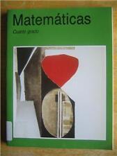 Matematicas Cuarto grado, 4th Grade Workbook