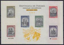 PANAMA 1964, BLOCK 23a, MLH