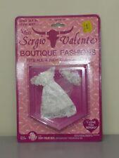 "Miss Sergio Valente Boutique Fashions for 4"" Fashion Dolls, Bride,  New MIP"