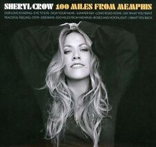 100 Miles from Memphis by Sheryl Crow (CD, 2010, A&M (USA))