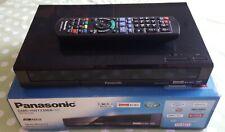 Panasonic DMR-HWT230EB Smart 1TB HD Grabadora de unidad de disco duro con sintonizador TWIN TDT