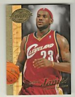 2008 Upper Deck 20th ANNIVERSARY #UD-2 UDC20 LEBRON JAMES Lakers QTY AVAILABLE