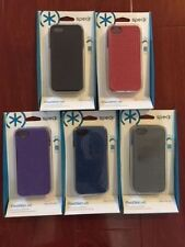LOT sale 5 Speck Products PixelSkin HD Rubberized Case for iPhone 5 5S -