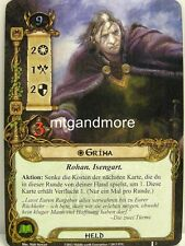 Lord of the Rings LCG  - 1x Grima dt.  #002 - Die Stimme Isengards