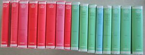 """16 hardcover copies of """"The Loeb Classical Library"""""""