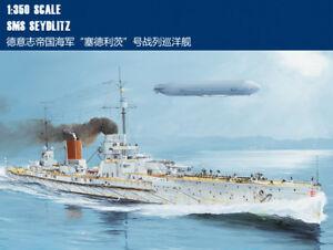 SMS SEYDLITZ 1/350 ship Trumpeter model kit 86510