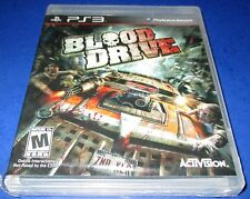 Blood Drive Sony PlayStation 3 *New! *Free Shipping!