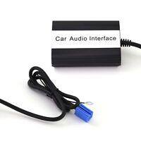 Interface multi-musique pour VW, Seat, Audi 8pin Mini ISO USB + SD + AUX