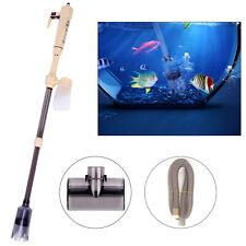 Aquarium Fish Tank Gravel Vacuum Cleaning Cleaner Siphon Pump Water Filterblbd Rapid Heat Dissipation Cleaning & Maintenance