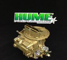 GENUINE HOLLEY 320 CFM 2BBL MANUAL CHOKE REMANUFACTURED CARBURETTOR RH320M