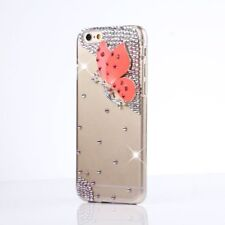 Girls' Glitter Jewelled Bling Crystal Diamonds Soft gel Phone back Case Cover #6