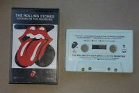 The Rolling Stones 'Sucking In The Seventies' Cassette Tape Album GREATEST HITS