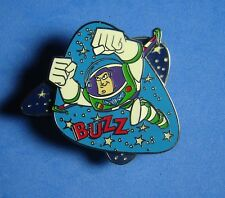 Toy Story Buzz Lightyear To Hong Kong and Beyond Disney Pin Hkdl