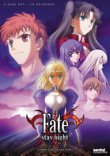 Fate / Stay Night TV Complete Collection [New DVD] Boxed Set, Subtitled