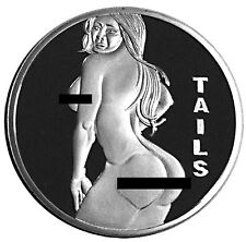 Sexy Stripper Pin Up Good Luck Token Challenge Coin US SELLER FAST SHIPPING