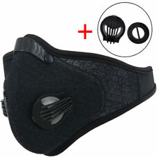 Outdoor Anti-Dust Half Face Mask Breathable Ski Mask for Bicycle Riding &Cycling